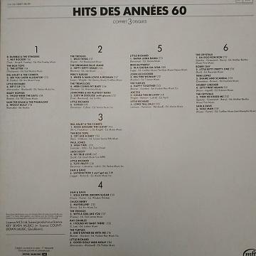 VarioHits Des Années 60 (3xLP) Vinyle