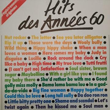 Hits Des Années 60 (3xLP) Vinyle