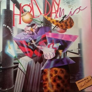 Holiday Mix (...Another Mix By Raul Orellana) Compile Vinyle