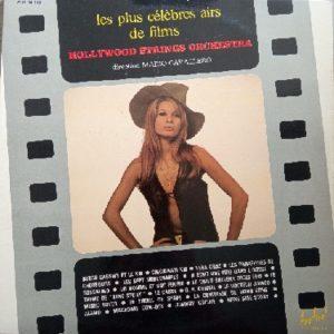 Hollywood Strings Orchestra – Les Plus Célèbres Airs De Films Lp 2x33t Vinyle