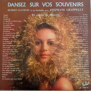 Hubert Clavecin Et Ses Rythmes Avec Stephane Grappelly – Dansez Sur Vos Souvenirs Lp 2x33t Vinyle