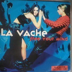 La Vache – Free Your Mind (Maxi45t) Vinyle