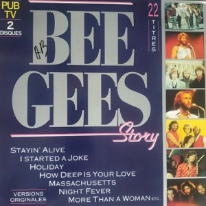 Bee Gees ‎– Bee Gees Story (2xCompilation) Vinyle