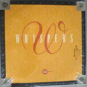 Whispers – Innocent (Maxi45t) Vinyle
