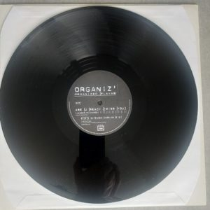 Organiz' – Are U Ready (Miss You) (Maxi45t) Vinyle