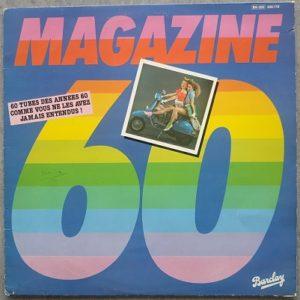 Magazine 60 – Magazine 60 (LP33t) Vinyle