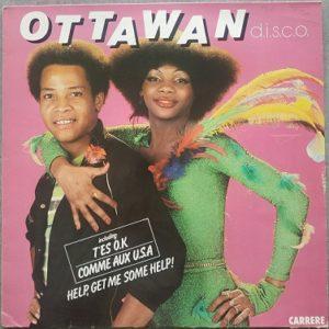 Ottawan – D.I.S.C.O. (LP.33t) Vinyle