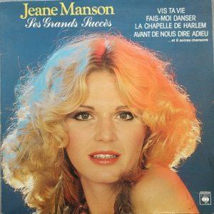 Jeane Manson – Ses Grands Succès (Compile.33t)