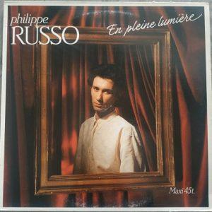 Philippe Russo – En Pleine Lumière (Maxi45t) Vinyle