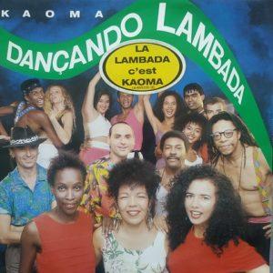 Kaoma – Dançando Lambada (45t) Vinyle