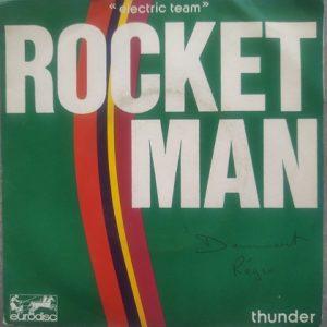 Electric Team – Rocket Man (45t) Vinyle