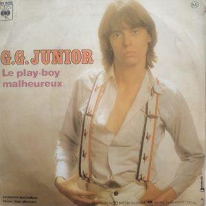 G.G. Junior – Tu M'connais Pas (45t) Vinyle
