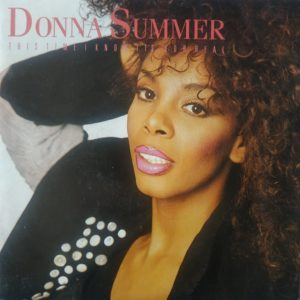 Donna Summer - This Time I Know It's For Real (45t) Vinyle