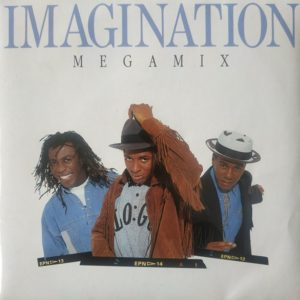 Imagination - Megamix (45t) Vinyle