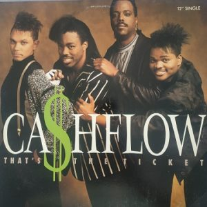 Ca$hflow – That's The Ticket (Maxi45t) Vinyle