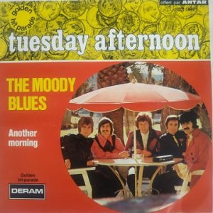The Moody Blues – Tuesday Afternoon (45t) Vinyle