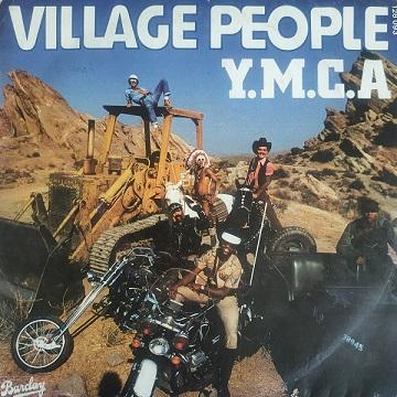 Village People – Y.M.C.A. (45T) Vinyle