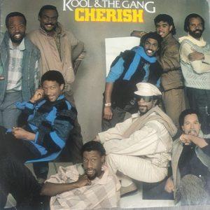 Kool & The Gang – Cherish (45T) Vinyle