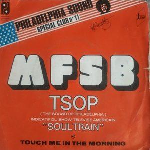 MFSB – Tsop (45T) Vinyle