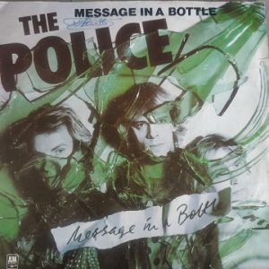 The Police – Message In A Bottle (45T) Vinyle
