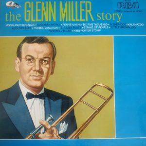 Glenn Miller And His Orchestra – The Glenn Miller Story (33t) Vinyle