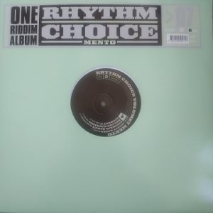 Rhythm Choice Volume 7 Mento (Compile) Vinyle