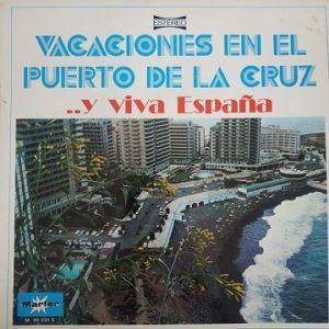 Vacaciones En El Puerto De La Cruz (33t) Vinyle