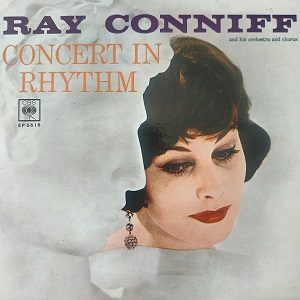 Ray Conniff And His Orchestra And Chorus ‎– Concert In Rhythm (EP) Vinyle