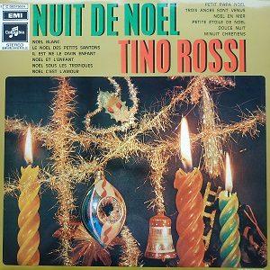Tino Rossi – Nuit De Noël (33t) Vinyle