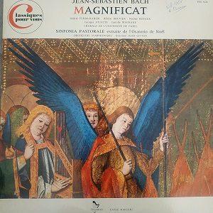 Jean-Sébastien Bach – Magnificat (33t) Vinyle