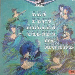 Les Plus Belles Valses Du Monde (2XLP) Vinyle