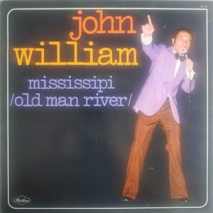 John William – Mississipi / Old Man River / Hommage A Paul Robeson (33t) Vinyle