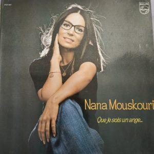 Nana Mouskouri – Que Je Sois Un Ange... (33t) Vinyle