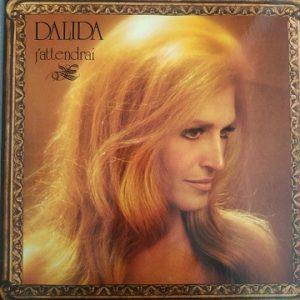 Dalida – J'attendrai (33t) Vinyle