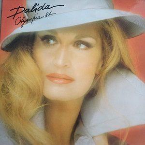 Dalida – Olympia 81 (33t) Vinyle