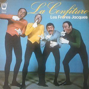 Les Frères Jacques – La Confiture (33t) Vinyle