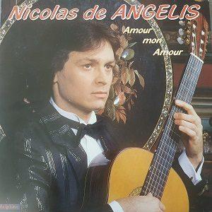 Nicolas De Angelis – Amour Mon Amour (33t) Vinyle