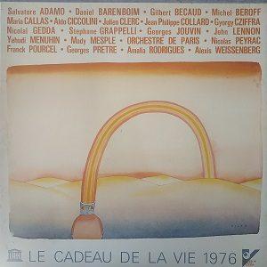 Le Cadeau De La Vie 1976 (33t) Vinyle