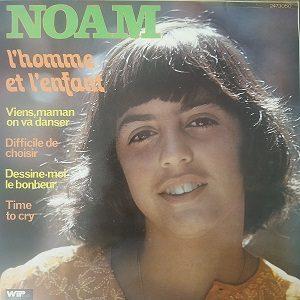 Noam – L'homme Et L'enfant (33t) Vinyle