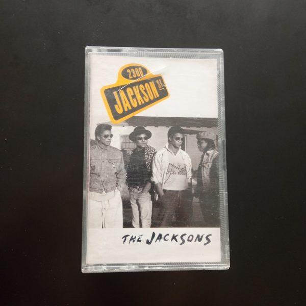 The Jacksons – 2300 Jackson Street K7 Album