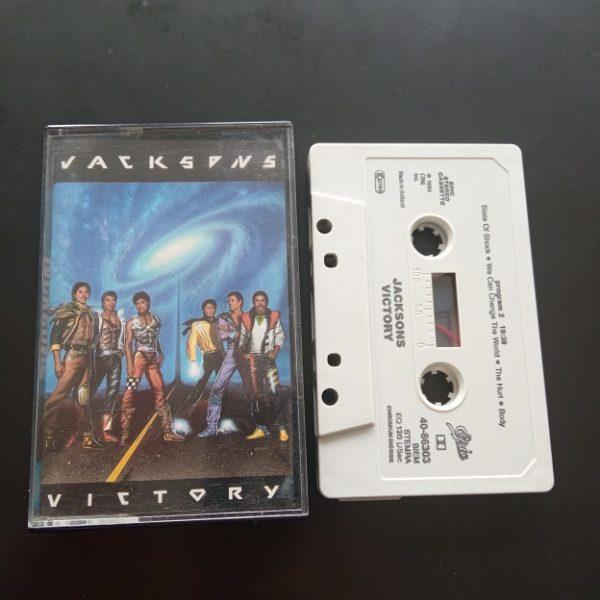 The Jacksons – Victory K7 Album