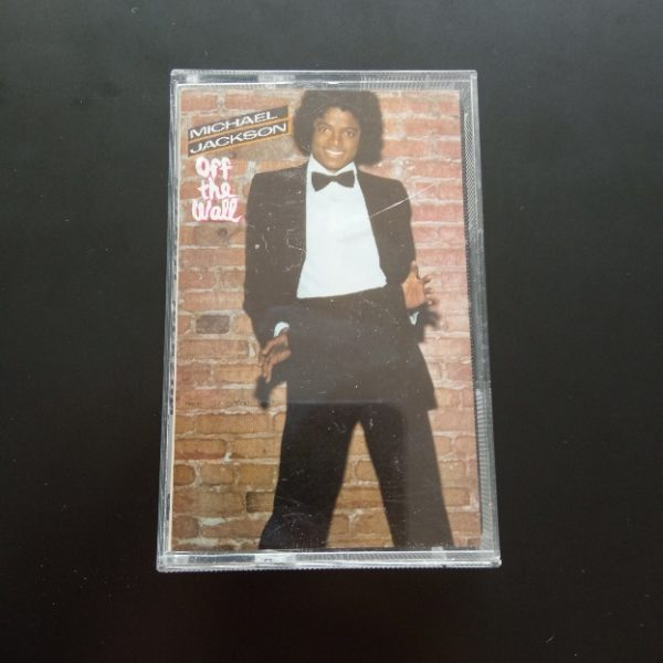 Michael Jackson – Off The Wall K7 Album