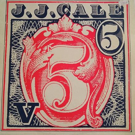 J.J. Cale – 5 Lp 33t Vinyle