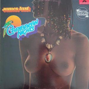 James Last – Caribbean Nights Lp 33t Vinyle