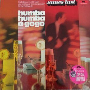 James Last – Humba Humba À Gogo Lp 33t Vinyle