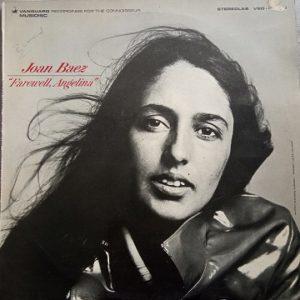 Joan Baez – Farewell, Angelina Lp 33t Vinyle