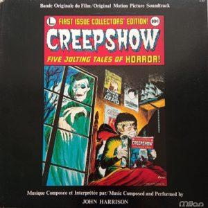 John Harrison – Creepshow (B.O) Lp 33t Vinyle