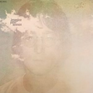 John Lennon And The Plastic Ono Band With The Flux Fiddlers – Imagine Lp 33t Vinyle