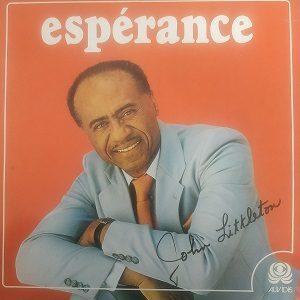 John Littleton Espérence 33t Vinyle