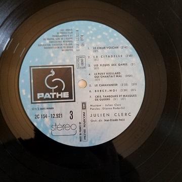 Julien Clerc – Julien (3xLP) Vinyle